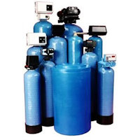 Commercial and Industrial Softeners